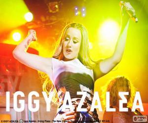 Układanka Iggy Azalee