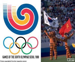 Układanka Igrzysk Olimpijskich w Seulu w 1988