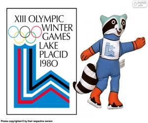 Układanka Igrzyska Olimpijskie w Lake Placid 1980