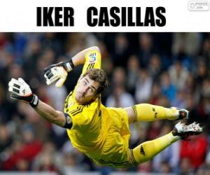 Układanka Iker Casillas
