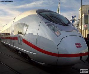 Układanka InterCity-Express, Niemcy