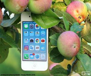 Układanka iPhone