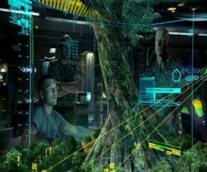 Układanka Jake Sully i płk Quaritch badanie Tree Matki
