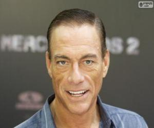 Układanka Jean-Claude Van Damme
