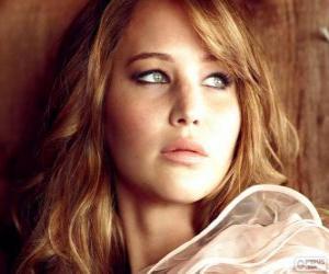 Układanka Jennifer Lawrence