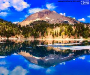 Układanka Jezioro Helen, Stany Zjednoczone
