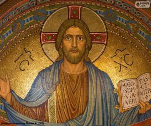 Układanka Jezus Chrystus