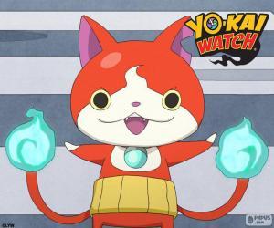Układanka Jibanyan, Yo-Kai Watch