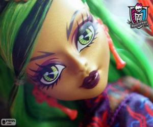 Układanka Jinafire Long, Monster High