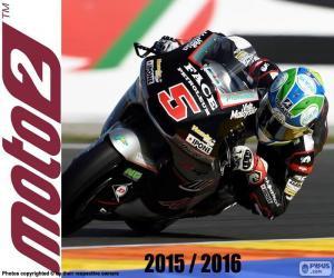 Układanka Johann Zarco, Moto2 2016