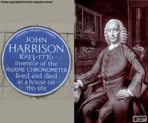 Układanka John Harrison