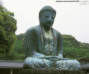 Układanka Kōtoku-in Japonii