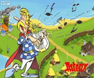 Układanka Kakofoniks śpiewa