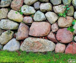 Układanka Kamień ogrodowy