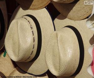 Układanka Kapelusz Panama