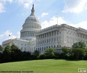Układanka Kapitol Stanów Zjednoczonych, Waszyngton