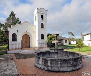 Układanka Kaplica, Ekwador
