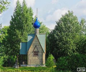 Układanka Kapliczka, Rosja
