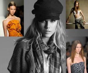 Układanka Karlie Kloss to amerykańska modelka i tancerka baletu