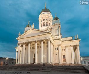 Układanka Katedra w Helsinkach, Finlandia