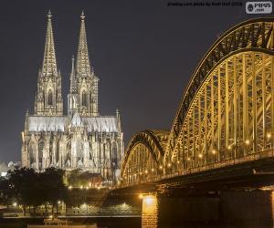 Układanka Katedra w Kolonii, Niemcy