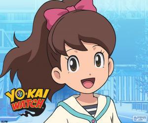 Układanka Katie, Yo-Kai Watch