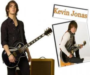 Układanka Kevin Jonas (Jason w Camp Rock)