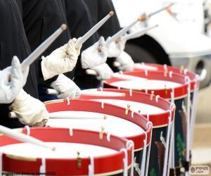 Układanka Kilka perkusja