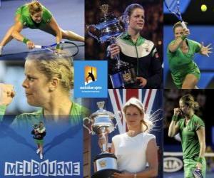 Układanka Kim Clijsters 2011 Australia Open Champion