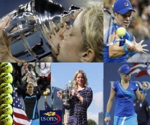 Układanka Kim Clijsters US Open 2010