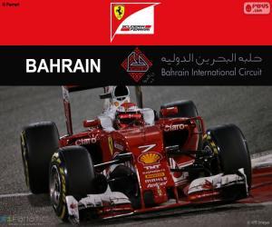 Układanka Kimi Räikkönen Grand Prix Bahrajnu