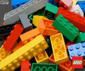 Układanka Klocki Lego