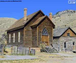 Układanka Kościół Metodystów, Stany Zjednoczone