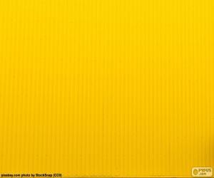 Układanka Kolor żółty
