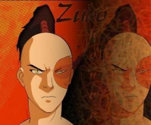 Układanka Książę Zuko jest wygnany z Fire Nation i chce zdobyć Avatar Aang, aby przywrócić jego cześć