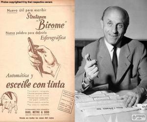 Układanka Ladislao Biro