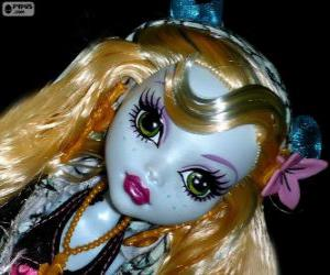 Układanka Lagoona Blue z Monster High