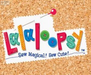 Układanka Lalaloopsy logo