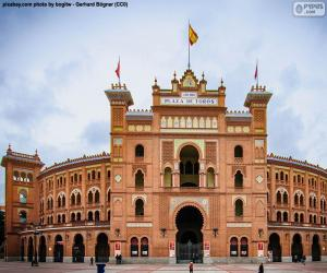 Układanka Las Ventas, Madryt