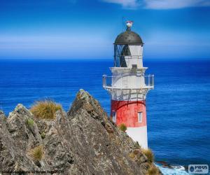 Układanka Latarni morskiej Cape Palliser