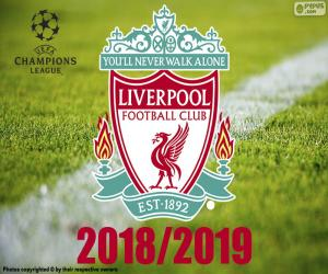 Układanka Liverpool, Champions League 2019