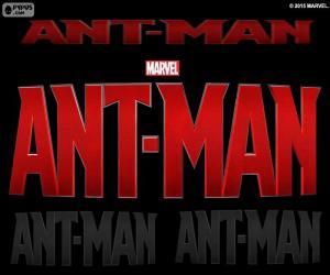 Układanka Logo Ant-Man