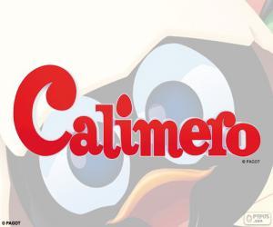 Układanka Logo Calimero