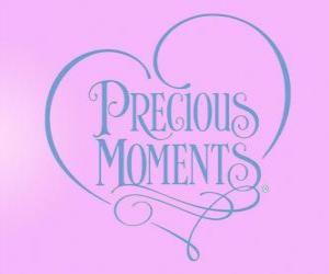 Układanka Logo cenne chwile - Precious Moments