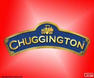 Układanka Logo Chuggington