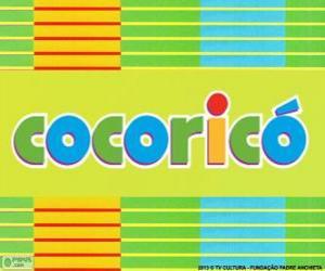 Układanka Logo Cocorico