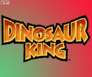 Układanka Logo Dinosaur King