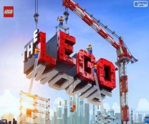Układanka Logo filmu Lego