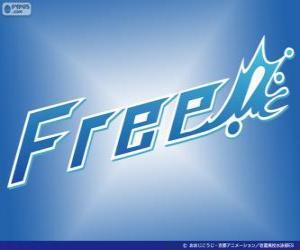 Układanka Logo Free! - Iwatobi Swim Club