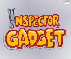 Układanka Logo Inspektor Gadżet